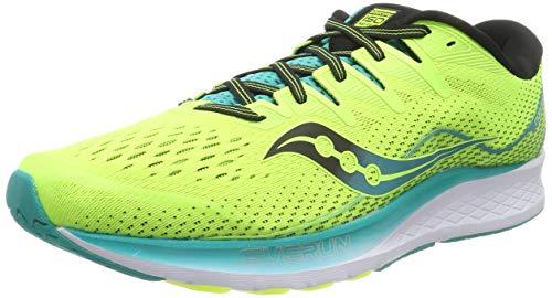 Saucony Ride ISO 2, Zapatillas de Running Hombre