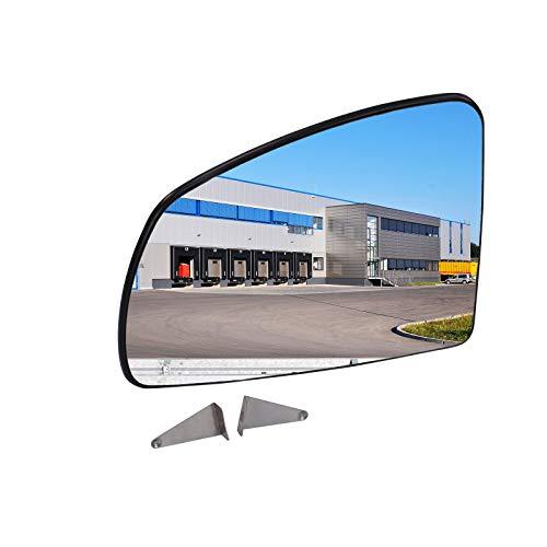 Van Wezel 3781831 Spiegelglas, Außenspiegel