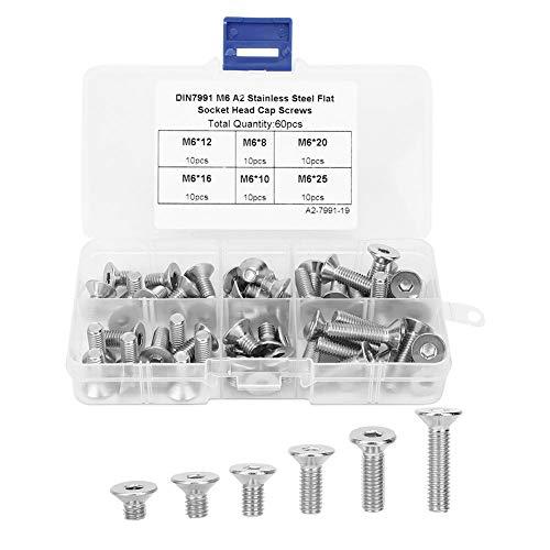 Schroefloos staal zeshoekige schroef hardware gereedschap met doos geschikt voor de elektronica industrie