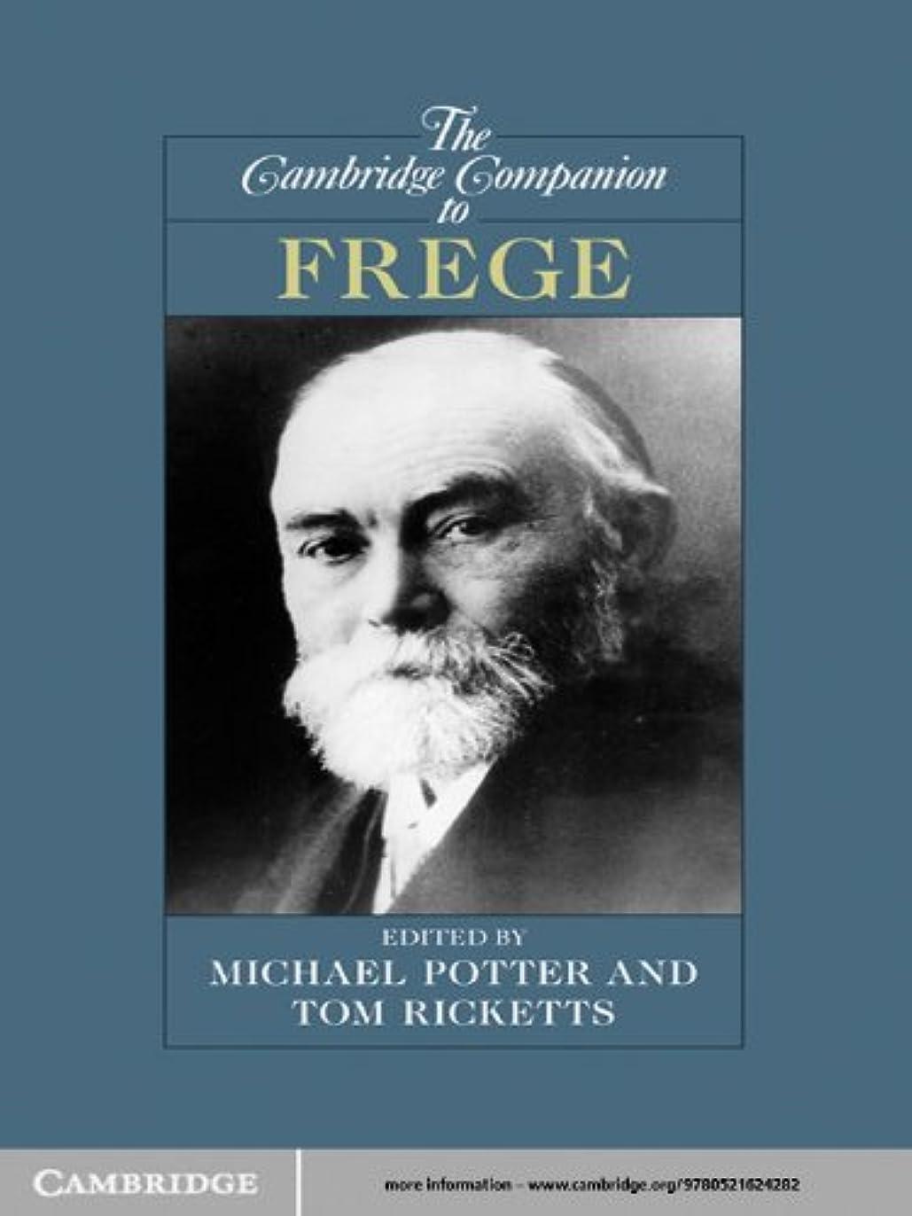 蜂稼ぐ弱点The Cambridge Companion to Frege (Cambridge Companions to Philosophy) (English Edition)
