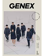 【Amazon.co.jp限定】GENEX(CD+DVD)(初回生産限定)(メガジャケ付き)