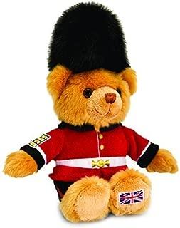 Keel Toys 15 cm London Guardsman Bear by Keel Toys