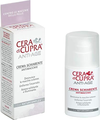 Cera di Cupra Anti-Age Crème Éclaircissante Antitaches - Lot de 3