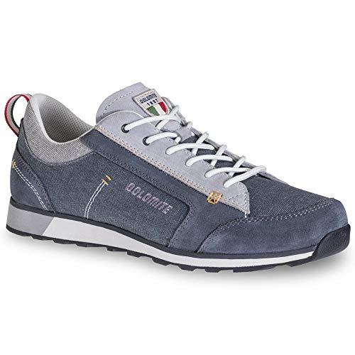 Dolomite Unisex-Erwachsene Zapato Cinquantaquattro Duffle Schuhe, Gunmetal Gray, 36 EU thumbnail