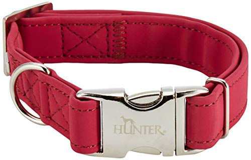 Hunter - Collar Softie Alu-Strong 40-55 cm rosa