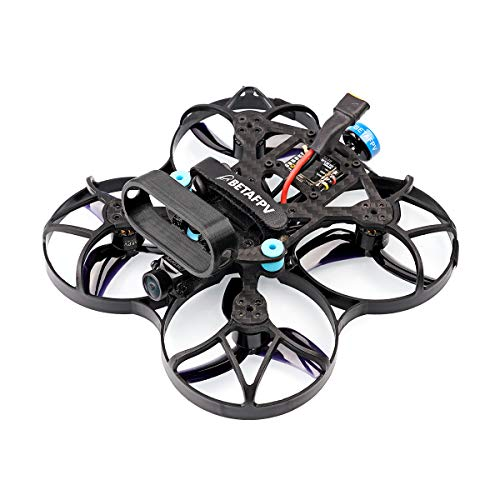 BETAFPV Beta95X V2 4S Pusher Whoop Drone Frsky FCC with F405 FC 1106 4500KV Motors M02 25-250mW VTX E0SV2 FPV Camera for Insta360 Go Naked GoPro Hero6/7 FPV Filming Cinewhoop Freestyle Racing