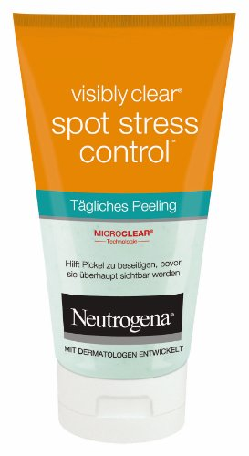 Neutrogena Stress Control Peeling, 150 ml