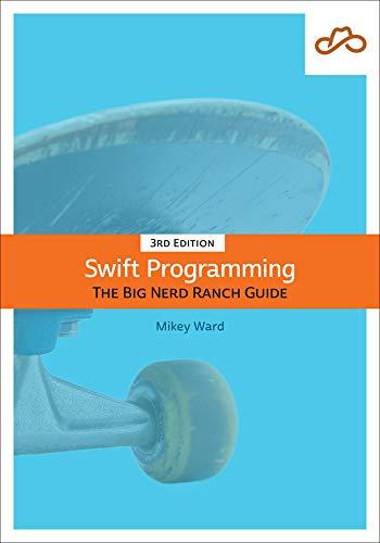 [画像:Swift Programming: The Big Nerd Ranch Guide (Big Nerd Ranch Guides)]