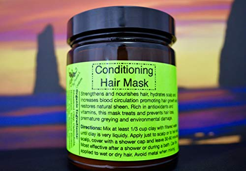 Conditioning Hair Mask- Organic & Vegan