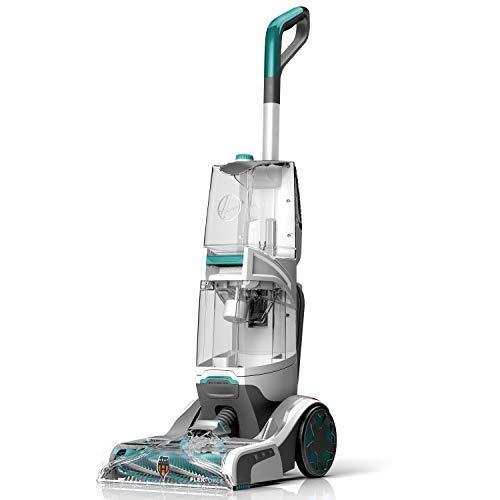 Hoover Smartwash Automatic Carpet Cleaner, FH52000, Turquoise