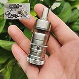 YFTK Flash E-Vapor V4.5S+ RTA MTL 23mm 4.5ml 316SS Rebuildable Vape Tank Atomzier Electronic Cigarette