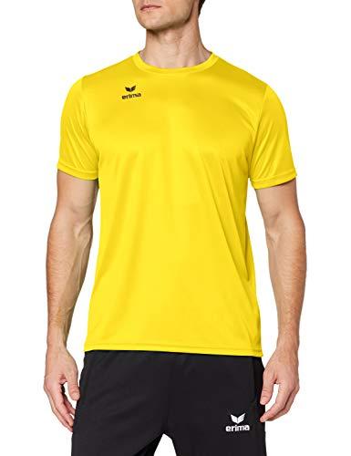 Erima Herren Funktions Teamsport T-Shirt, gelb, XXXL, 208657