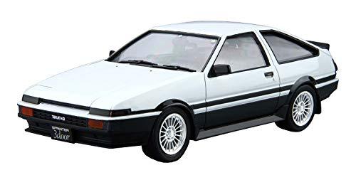 1/24 ザ・モデルカー No.5 トヨタ AE86 スプリンタートレノ GT-APEX '85