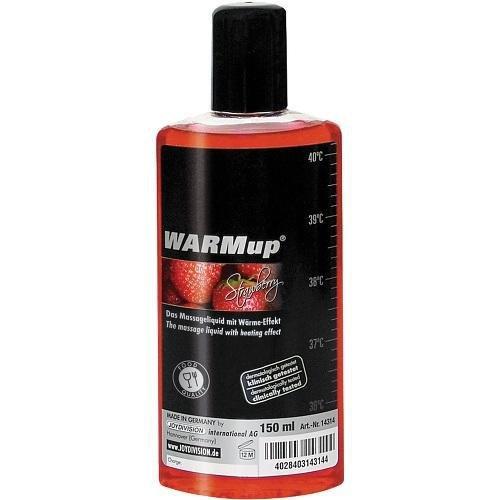 WARMUP ERDBEER MASSAGEOEL 150ml Öl PZN:5983361