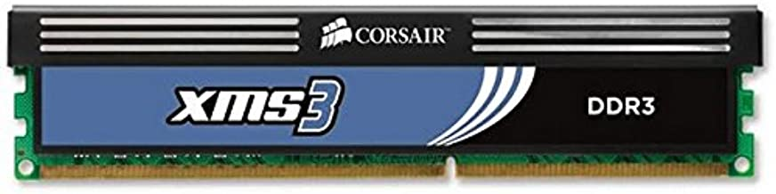 RAM Corsair XMS3 4GB x1 DDR3-1333 CMX4GX3M1A1333C9 DIMM memory
