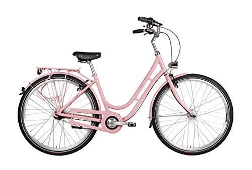 BBF 28' Zoll Tourenrad City Fahrrad Trekkingrad Alu Damen Fahrrad 3-Gang ND 28', RH 50 cm