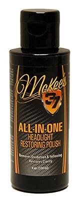 McKee's 37 All in One Headlight Restoring Polish