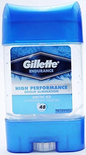 Gillette Clear Gel Antitranspirante Y Desodorante Artic Ice