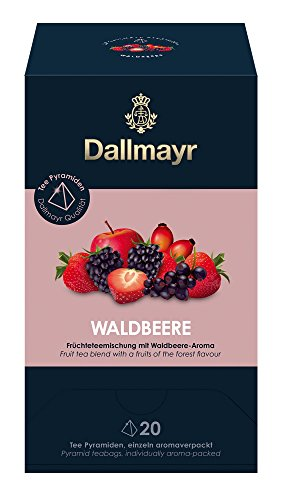 Dallmayr Teepyramide Waldbeere, 60g