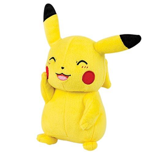 Pokemon T19389 Pokémon Small Plush, Pikachu Plüschfigur