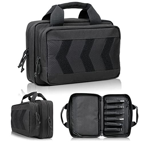 Sunfiner Master Series Soft Pistol Case for Handgun Double...