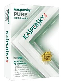 kaspersky pure 3