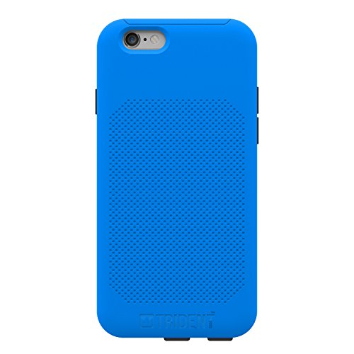TRIDENT Cell Phone Case for iPhone 6/6S - Retail Packaging - Blue