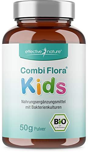 effective nature Bio Combi Flora Kids Pulver - 50g - Zur besonders einfachen Einnahme