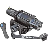 KFI Products AS-50W 5000lb Assault Winch (Wide AS-50w)