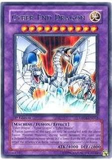 Yu-Gi-Oh! - Cyber End Dragon (DP04-EN012) - Duelist Pack 4 Zane Truesdale - Unlimited Edition - Rare