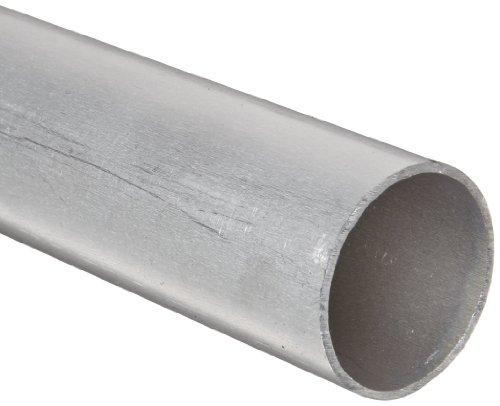 RMP 6061-T6 Aluminum Round Tube, 2
