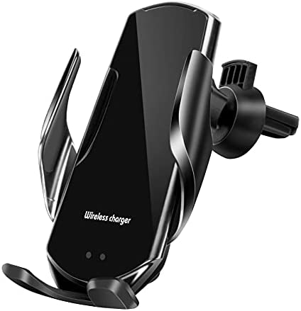 [2021 New Upgraded] Wireless Car Charger mount,10W...