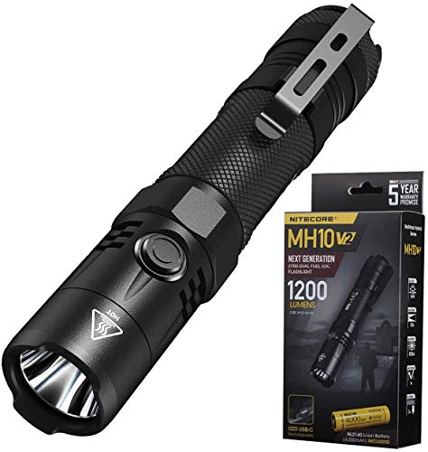 Nitecore MH10 1000 lm Rechargeable CREE...