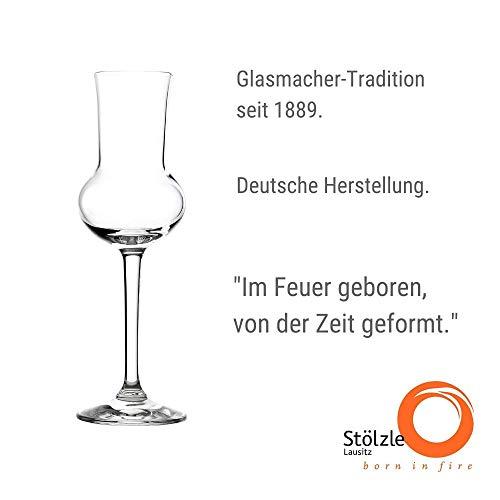 Stölzle Lausitz Grappagläser - 4