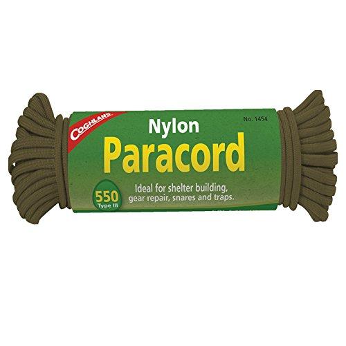 Coghlan's - Paracord Nylon - Universel - 15 Mètre
