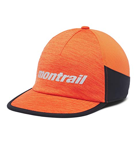Columbia Unisex Montrail Running Hat II, Tangy Orange, One Size