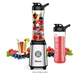 Personal Blender, Sboly Smoothie Blender Single Serve Small Blender for Juice Shakes and Smoothie,UK Plug