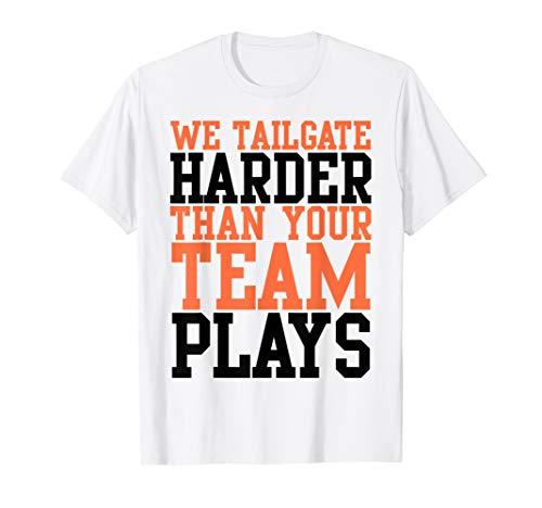 American Football Party Essen Sport Spaß Geschenk T-Shirt