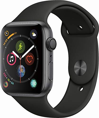 Apple Watch Series 4 (GPS only) Aluminum Case Compatible with iPhone...
