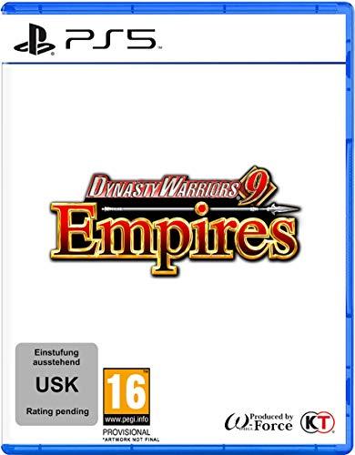 Dynasty Warriors 9 Empires - [PS5]