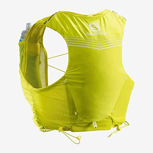 SALOMON ADV Skin Lot de 5 sacs à dos S Soufre - printemps (Sulphur Spring)