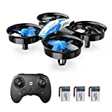 Holy Stone Mini Drone for Kids and Beginners RC Nano Quadcopter Indoor Small Helicopter Plane with...