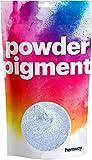 Hemway polvere pigmentata colorata, magnifici pigmenti metallici con tinta ultra scintillante per resina epossidica, vernice in poliuretano., blu