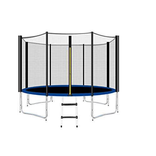 Trampoline is suitable for everyone, both indoors Indoor or Outdoor Trampoline for kids and adults Indoor Children's Small Playground Round Trampoline Adult Trampoline Shell Net Jumping Mat and Spring