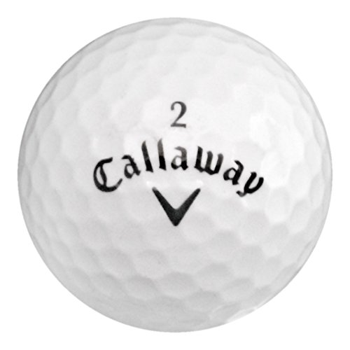 New Callaway 60 Mix – Mint (AAAAA) Grade – Recycled (Used) Golf Balls