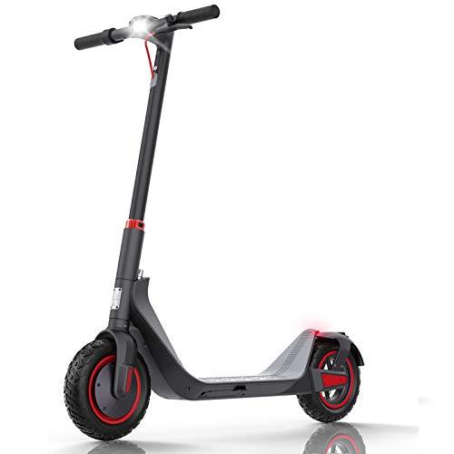 Patinete Electrico Adultos, Patinete Eléctrico Plegable 35 km de autonomía, Neumático de...