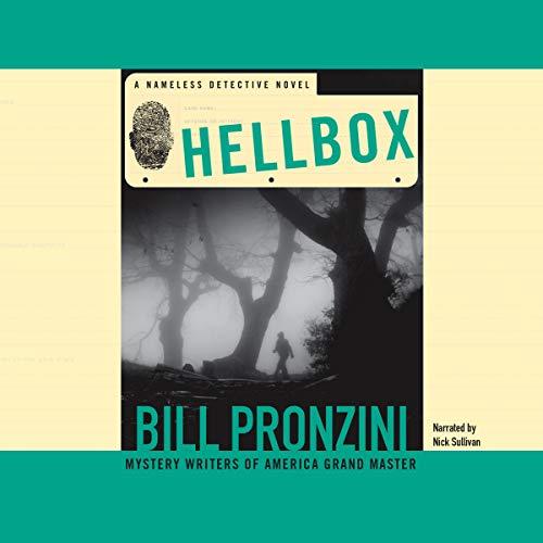 Hellbox audiobook cover art