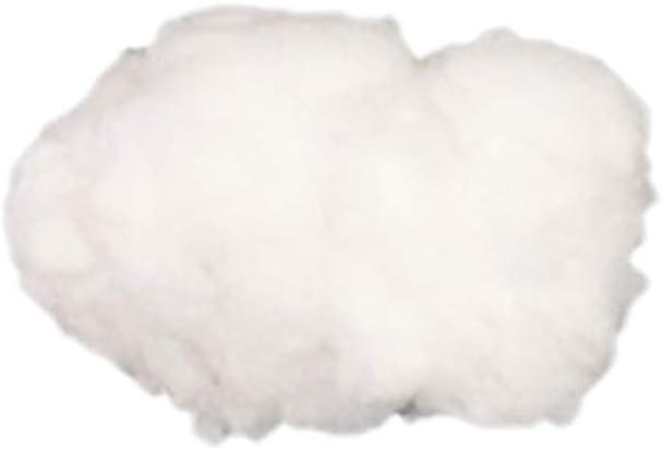 NUOBESTY 1Pcs Artificial Cloud Props 3D Cloud Room DIY Hanging Ornament Imitation Cotton Decoration Art Stage Wedding Party Stage Show Cloud Room Decor,30 x 30x 50cm