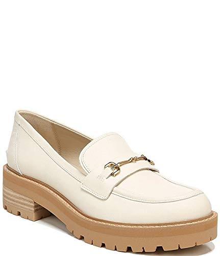 [サムエデルマン Sam Edelman] シューズ 27.5 cm スリッポン・ローファー Tully Leather Lug Sole Loafers Modern Ivo レディース [並行輸入品]