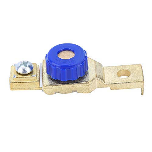 Interruptor de apagado, resuelve eficazmente las fugas eléctricas, reduce la distorsión de voltaje, interruptor de batería, buena conductividad para baterías para baterías de motocicletas